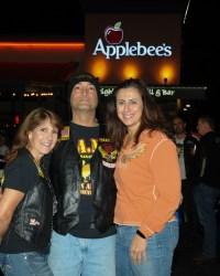 Applebee's Bike Night 01-12-17