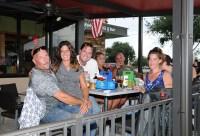 Applebees Bike Night Sarasota 08-14-14