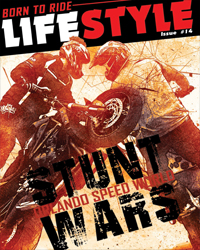 LIFESTYLE Motorcycle Magazine