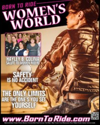 Women's World Motorcycle Magazine