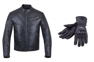 Warm up with the new Ignite Jacket and Winter Gloves