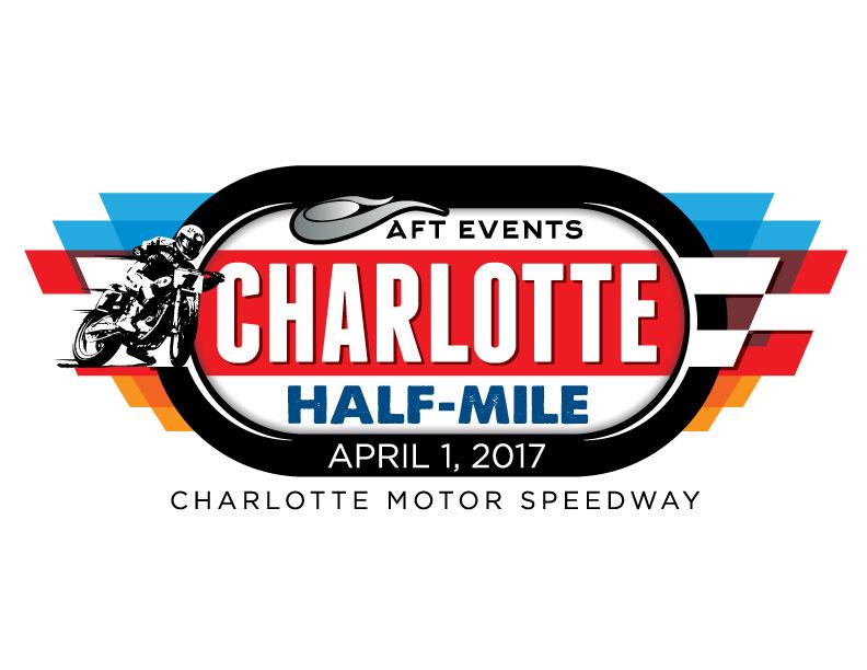 American Flat Track Series Charlotte Half-Mile