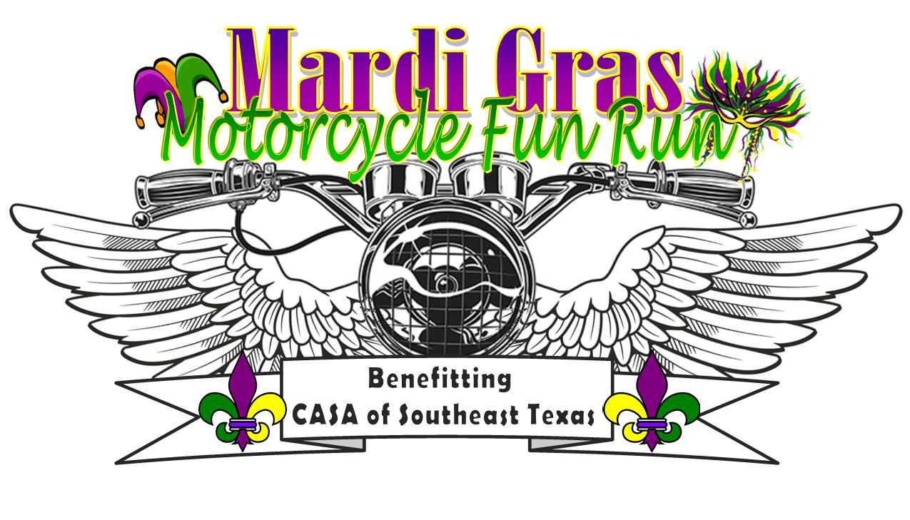 Mardi Gras Motorcycle Fun Run