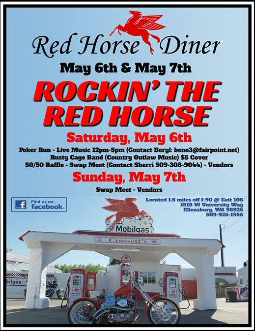 Rockin' the Red Horse
