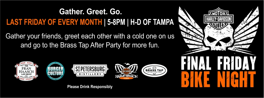 Bike Night at Tampa Harley-Davidson