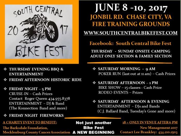 South Central Bike Fest