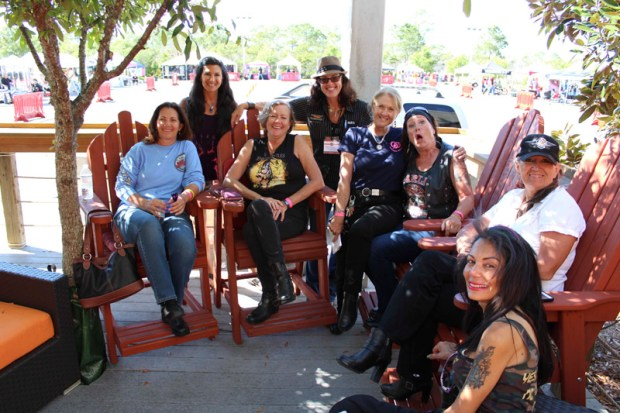 The Gulf Coast Ladies Motorcycle Rally: Fun in the Sun in Panama City Beach, Florida