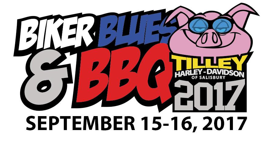 Tilley H-D Biker Blues BBQ Rally Poker Run for Veterans