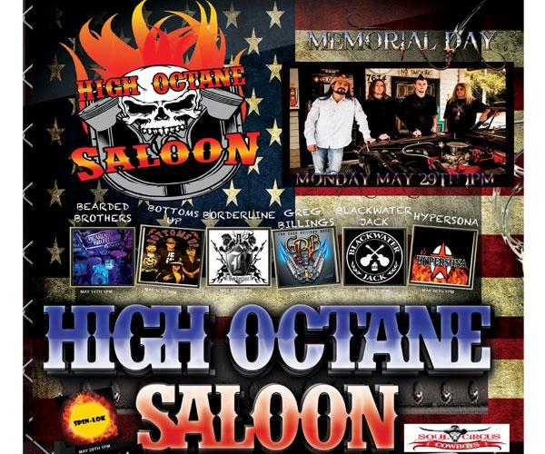 High Octane Memorial Day Event
