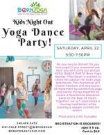 Yoga-Dance-Party