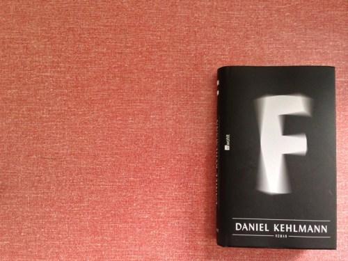 Daniel Kehlmann – F