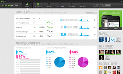 Sprout Social Media Marketing Tool Review