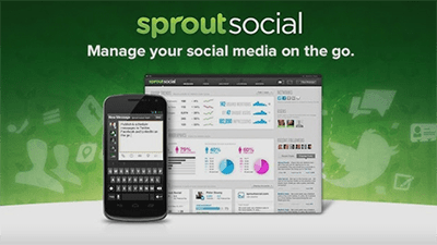 Sprout Social Media Marketing Tool