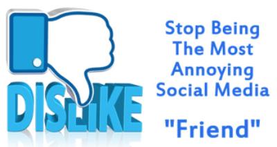 annoying social media habits