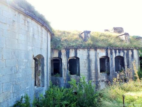 Avstrijska trdnjava Gorazda nad Tivatom