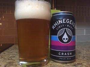 Rheingeist Brewery Crash Pale Ale