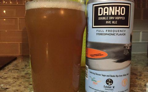 Dang(ko) this is a great beer…
