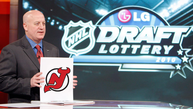 The NHL Draft Lottery Was Everything It Should Be – BostonPucks.com