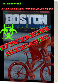 boston under siege by  fisher willson (c) 2014