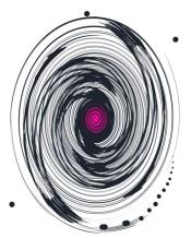 Vortext swirl