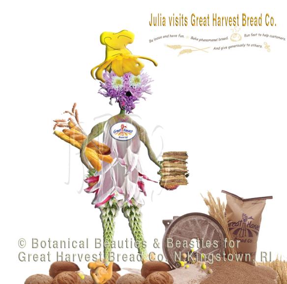 Julia: Great Harvest Bread Co.