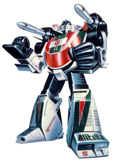 Botch's Transformers Box Art Archive - 1984 Autobots