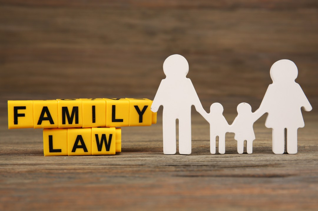 A Family Law Attorney Could Smooth Things Over