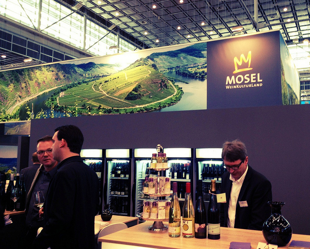 Spring at the Mosel and ProWein
