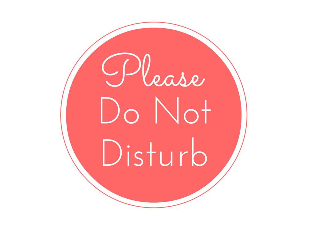 Wine's DND (Do Not Disturb) Phase
