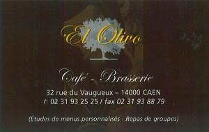 El olivo logo