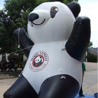 Panda Express Inflatable