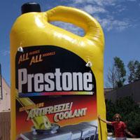 Prestone Inflatable