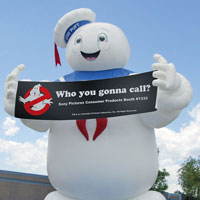 Stay-Puft Inflatable