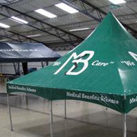 Medical Benefits Pop Up Tent