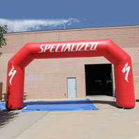 Specialized Inflatable Archway