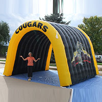 Coronado High School Cougars Inflatable Tunnel