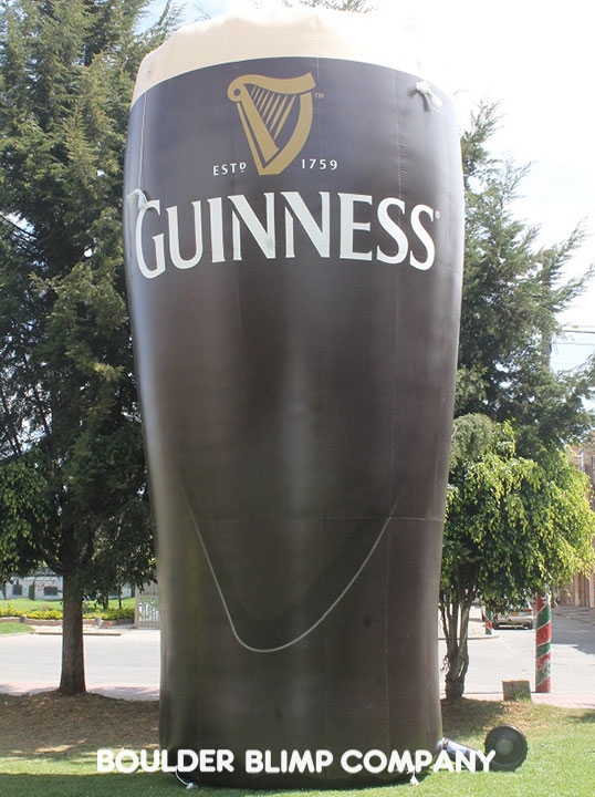 Guinness-Inflatable-Pint-Glass