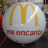 McDonalds Helium Sphere