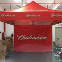 Budweiser Pop Up Tent