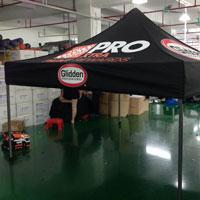 Home Depot Glidden Pro Paint Pop Up Tent