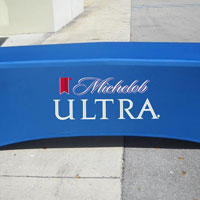 Michelob Ultra Table Cover