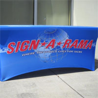 Sign A Rama Table Cover