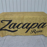 Zacapa Rum Table Cover