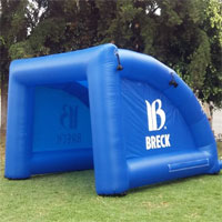 Breckenridge Ski Resort Tent