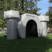 Bolt Depot Tunnel