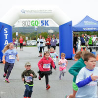 802 Go! 5k Arch Event