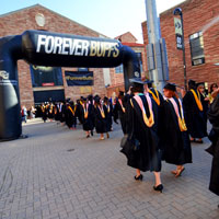 CU Forever Buffs Arch Event