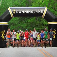 Running Lane Arch