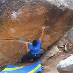 Bouldering: Three Problems From The Palm Springs Tramway