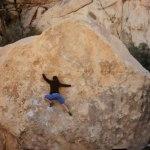 JBMFP [V5] – Joshua Tree Bouldering